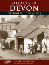 Cover image of Villages of Devon Photographic Memories