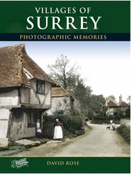 Cover image of Villages of Surrey Photographic Memories