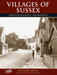 Cover image of Villages of Sussex Photographic Memories