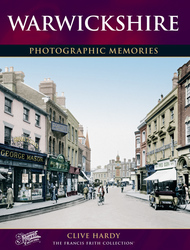 Cover image of Warwickshire Photographic Memories