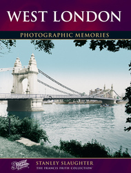 Cover image of West London Photographic Memories