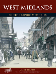 Cover image of West Midlands Photographic Memories