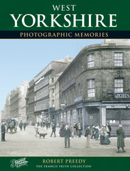 Cover image of West Yorkshire Photographic Memories
