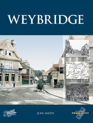 Cover image of Weybridge Town and City Memories