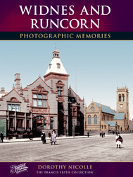 Cover image of Widnes and Runcorn Photographic Memories