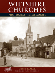 Cover image of Wiltshire Churches Photographic Memories