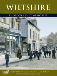 Cover image of Wiltshire Photographic Memories