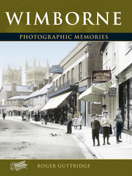 Cover image of Wimborne Photographic Memories
