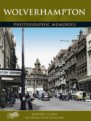 Cover image of Wolverhampton Photographic Memories