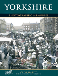 Cover image of Yorkshire Photographic Memories